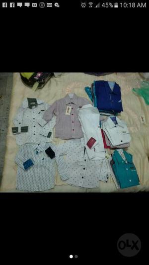 Vendo Camisas Niño