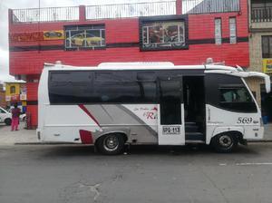 Vendo O Permuto Hermosa Buseta Npr - Bogotá