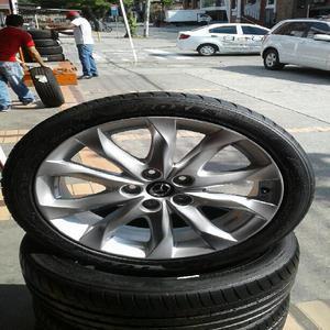 Vendo Rines Y Llantas 18 de Mazda 3 - Cali