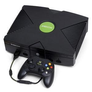 Xbox Clasico Con Un Control Sus Cables Y 10 Juegos En Cd