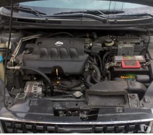 vendo o permuto automovil nissan sentraSL modelo 2009 automa