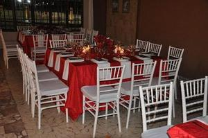 Alquiler de sillas tiffany Medellin - Medellín