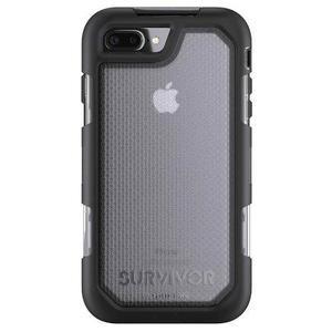 Estuche Original Griffin Survivor Apple Iphone 8 7 Plus Clip