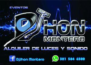 Eventos Dj Jhon Montero Luces Y Sonido - Dosquebradas
