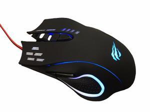 Mouse Gamer 6 Botones  Dpi Cambia Colores Video Juegos