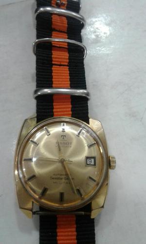 Reloj Tissot Vintage Reliquia Micrones
