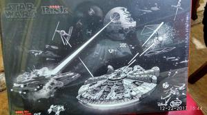 Star Wars Risk Black Edition Juego De Mesa
