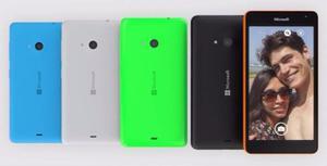 Tapa Trasera Batería Nokia Lumia % Original