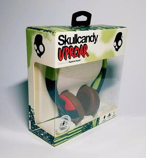 Audífonos Skullcandy On Ear Uproar Multicolor ¡oferta!
