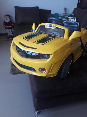 Carro Infantil de Bateria