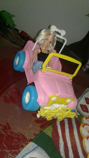 Carro Jeep Barbie