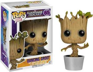 Dancing Groot (65) Funko Pop Guardianes De La Galaxia Marvel