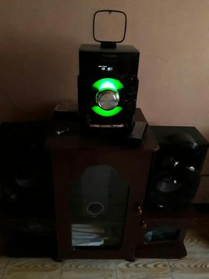 Equipo Panasonic con Bluetooth Y Memoria