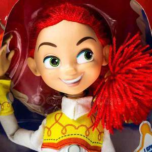 Jessie Toy Story, Buzz Light Year, Habla, Grande De 40 Cms