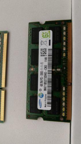 Memoria Ram Portátil Ddr3 4gb s (mhz)