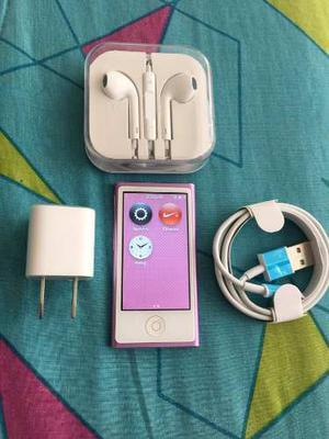 Promoción Ipod Séptima Generación Radio Bluetooth 16gb