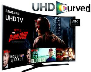 Samsung 49' Curvo Ultra Hd Espectacular