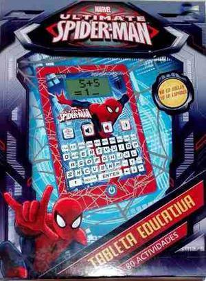 Tablet Educativa Spider Man