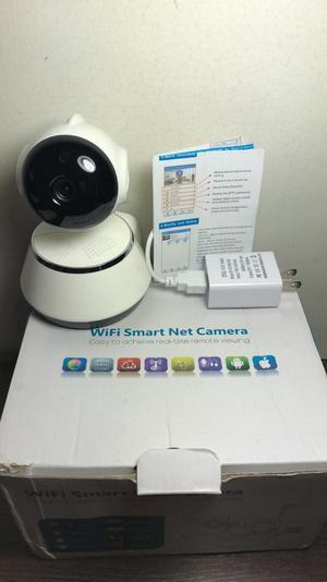 Wifi Smart Camara Robotica