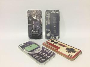 Carcasas protectoras para iPhone 6 y 6S diferentes modelos.
