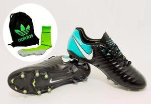 Guayos Grama Corto Nike Tiempo Hypervenom Futbol + Envío G