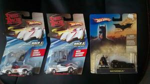 Juguete Carros Hot Wheels Batman Meteoro Speed Racer
