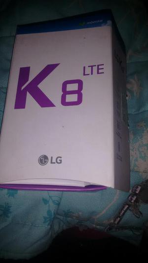 Lg K8 Versión 4g Como Nuevo