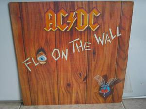 Lp Vinilo Ac-dc Fly On The Wall