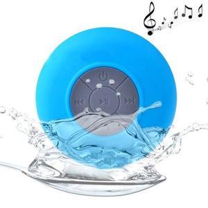 Parlante Impermeable Bluetooth Resistente Al Agua