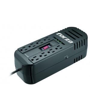 Regulador De Voltaje Automático Forza Fvr b va/600w