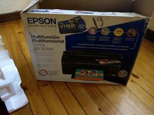 Vendo Impresora Epson Multifuncional - Bogotá