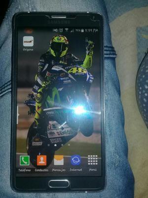 Vendo O Cambio Samsung Note 4