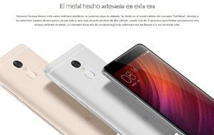 Xiaomi Redmi Note 4 3ram 32rom Huella Con Vidrio