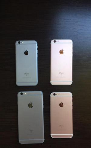 iPhones 6S / 6S Plus  Gb Usados