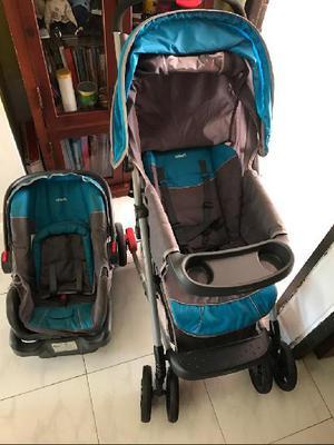 Se Vende Coche Y Silla de Carro para Beb - Restrepo