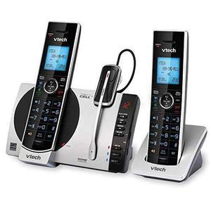 Vtech Ds Dect 6.0 Teléfono Inalámbrico Expandible