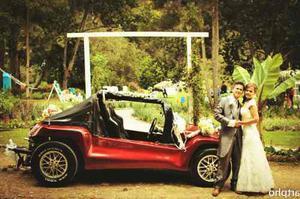 Alquiler De Carro Para Matrimonios Buggy