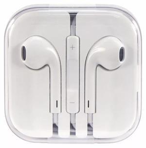 Audifonos Apple Earpods Originales Iphone 4s 5 5s 6 6s + Env