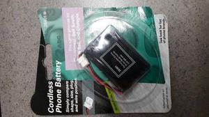 Bateria Para Telefono Inalambrico 600mah 3.6v