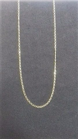 Cadena Para Mujer En Oro De 18k 50cm Ref: