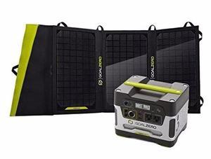 Kit De Generador De Energía Solar Yeti 400 De Goal Zero