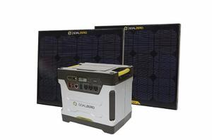 Kit De Generador De Energía Solar Yeti  De Goal Zero