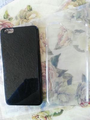 Lote o Saldo de Acrílicos para iPhone 6, 6S y 6 Plus.