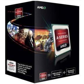Procesador Amd Apu Ak 3.6ghz 4m / 4 Cpu + 6 Gpu / Rade