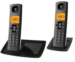 Telefono Alcatel E100 Duo Inalambrico Dect 6.0 Nuevo