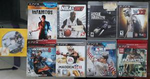 Video juegos PS3