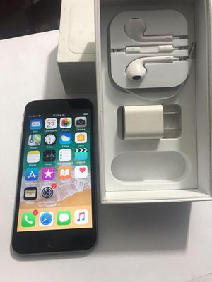 excelente iphone 6 de 16gb 10 de 10 como nuevo en caja y