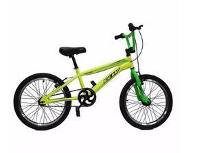 Bicicleta Bmx Gw Serpens Rin 20 Envío Gratis