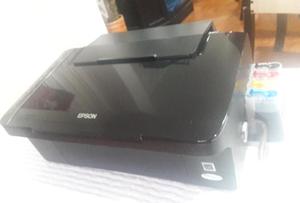 Impresora Epson TX115 Multifuncional