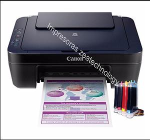 Impresora canon e402 Tinta continua adaptada
